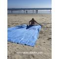 100% cotton double side Velour big size Beach Towel BT-127