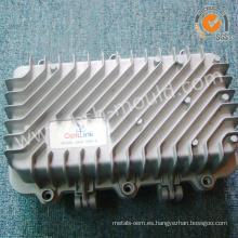 Ventilador del radiador de fundición a presión de aleación de aluminio