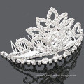 wholesale hair accessories crystals crown hair comb