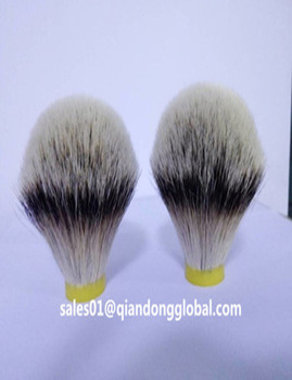 Silvertip Badger Hair Knots