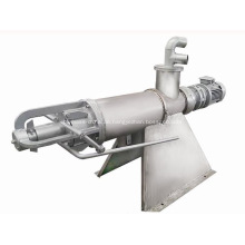Entwässerungsmaschine der Restaurantnahrungsmittelabfall-Schneckenpresse