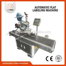 Round bottle automatic labeling machine, semi automatic labeling machine