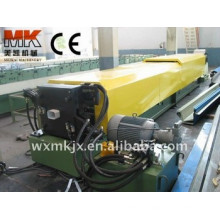 Downspout Steel Corrugated Metal Pipe Making Machine