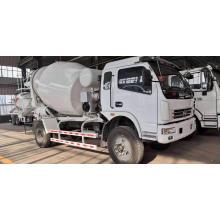 8 CBM Concrete Mixer Truck Price