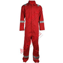 CVC fire fighting coverall for safety/protective clothing/garments/workwear Color reference