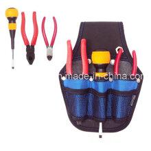 Ferramentas de eletricista de broca de cintura de ferramentas mini que embalam o saco de Jobsite