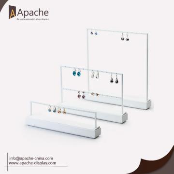 Ornements de bijoux Show Counter Display Stand