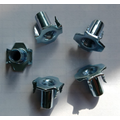 carbon steel Auto Machine type T Nuts