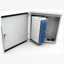 Caja de distribución óptica de la prenda impermeable al aire libre de la fibra óptica de FTTH