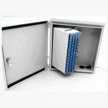 FTTH Fiber Optic Outdoor Waterproof ODF Optical Distribution Box