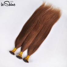 100% Wholesale Flat Tip Hair No Tangle Thick Ends Top Grade