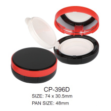 Round Plastic Compact Case Cp-396D