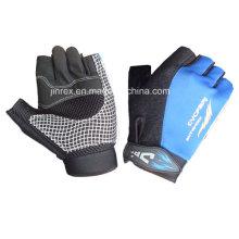 Gym Half Finger Radfahren Padding Fahrrad Fahrrad Sport Handschuh