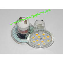 Lâmpada LED Lâmpada LED GU10 3W SMD LED