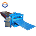 Metal Profiles Steel Glazed Panel Roll Forming Machine
