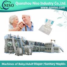Confiável Full-Servo Adulto Inco Pad Fábrica de Máquinas com CE (CNK300-SV)