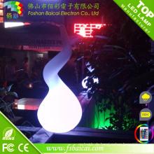 LED-Gartenleuchte mit 16 Farbwechsel