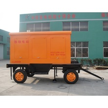 Good Quality for Mobile Diesel Generators home standby generator 120KW YUCHAI 150KVA supply to French Guiana Wholesale