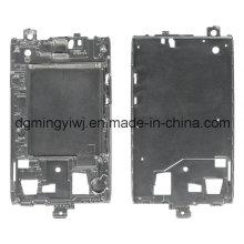 Magnésium à moulage sous pression pour Moble Phone Shell avec usinage CNC réalisé par Mingyi