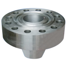 Forged Alloy Flanges to ANSI B16.5 2500lbs