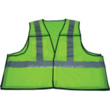 High Quality Custom Design Logo Printing Reflective Vest with Class Two