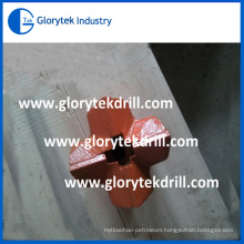 Rock Drilling Bits, Normal Chisel Bits, Cross Bits