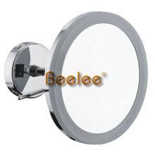 LED-Licht-Vergrößerungs-Rasierspiegel (M-8708)