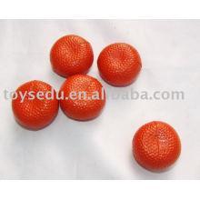 Jouet de fruits à l'oranger en plastique