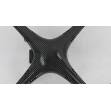 Customized composite carbon fiber UAV components