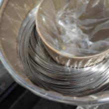 Zinc cut wire Zn98Al2