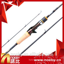 NOEBY IM-8 graphite blanks freshwater bass fast casting fishing rod