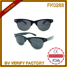 Fk0288 New Trendy! PC & Metal Mixed Sunglasses for Kid