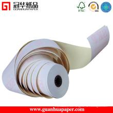 Papel sin carbón de la fábrica ISO9001 hecho en China