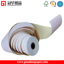 ISO9001 Fábrica de papel autocopiativo fabricado na China