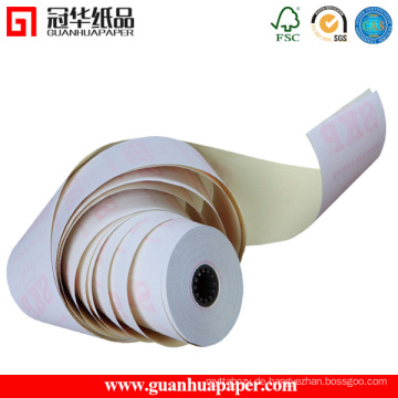 ISO9001 Factory Carbonless Papier Made in China