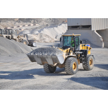 CUMMINS Engine 5 ton Wheel Loader untuk Afrika