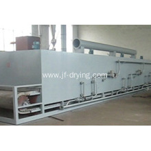 Mesh-Belt Dryer For Fiber Plate