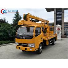 Caminhão de elevador da plataforma de trabalho aéreo de 100% Dongfeng de Guaranteed100%