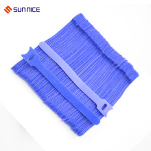 Weit verbreitete Flexible und Einstellbare Klettverschluss Farbige Krawatten