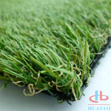 Anti Uv Landscape Turf Artificial Grass For Residential