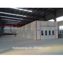 Automotive spray booth