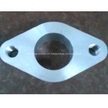 Brida de aluminio de alta calidad, SS brida