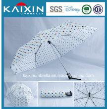 Beliebte Faltbare Werbe-Regen Regenschirm