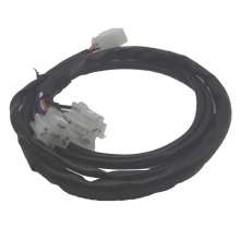 Automotive filter cable assembly