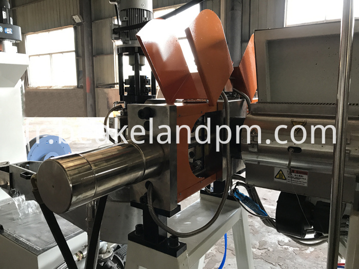 Pp Pe Film Pelletizing Line