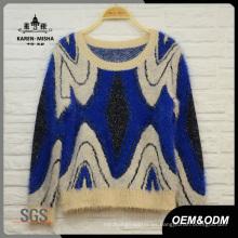 Suéter de invierno de diseño especial para mujer