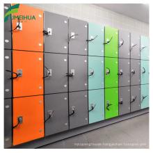 3 Doors HPL Compact Storage Locker