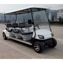 6-Sitzer Benzin Power Golfwagen