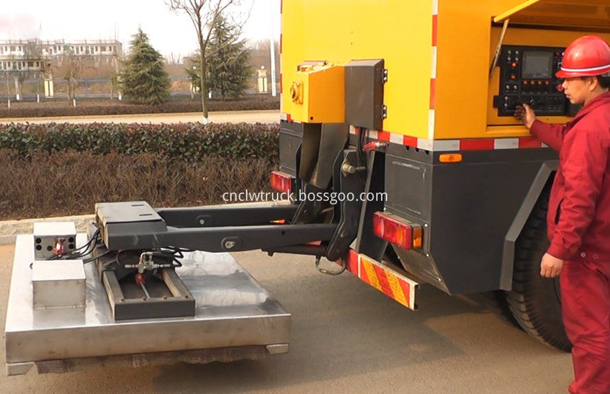 Asphalt Road Maintenance Vehicle 6