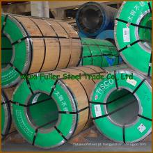 Folha de aço inoxidável ASTM 316L em estoque
